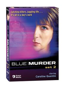 Blue Murder: Set 2 [Boxed Set] [WS] [Tv Show]