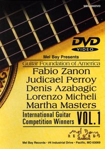 Guitar Foundation of America: Guitar 1 /  Various