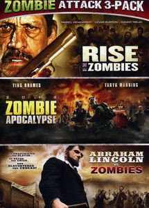 Abraham Lincoln V Zombies/ Zombie Apocalypse/ Rise O