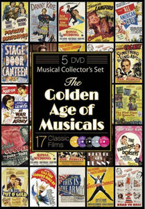 The Golden Age of Musicals (17 Classic Films)