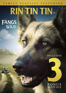 4-Movie Family Classics: Rin Tin Tin JR in Fangs