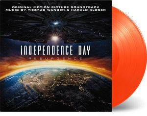 Independence Day: Resurgence (Original Soundtrack)