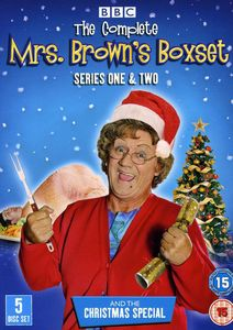 Mrs Brown's Boys: Series 1-2 + Christmas Special
