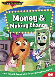 Rock N Learn: Money and Making Change