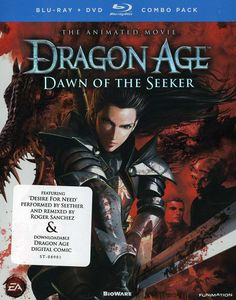 Dragon Age - Dawn Of The Seeker [Blu-ray/ DVD Combo]