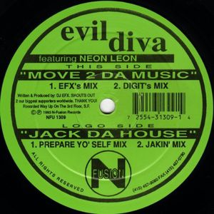 Move 2 Da Music /  Jack Da House