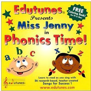 Advanced Phonics with Miss Jenny & Friends