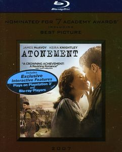 Atonement [Widescreen] [Academy Awards O-Ring]