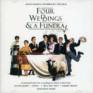 Four Weddings & a Funeral (Original Soundtrack) [Import]