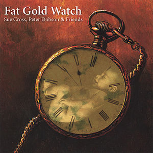 Fat Gold Watch