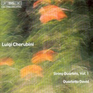 String Quartets Vol 1
