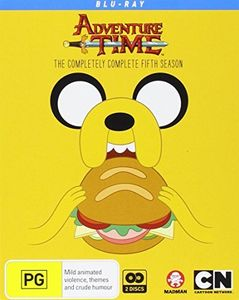 Adventure Time: Completely Complete 5th Season [Import]
