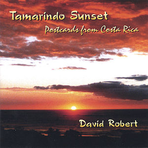 Tamarindo Sunset (Postcards from Costa Rica)