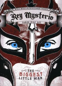 WWE: Rey Mysterio-The Biggest Little Man [Fullscreen] [Digipack]