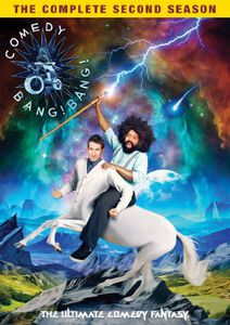 Comedy Bang! Bang!: The Complete Second Season