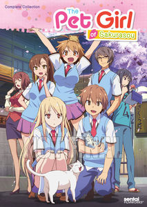 Pet Girl of Sakurasou: Complete Collection