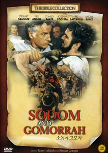 Sodom & Gomorrah (1962) [Import]