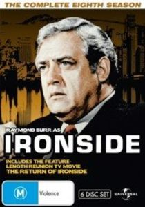 Ironside: The Complete Eighth Season