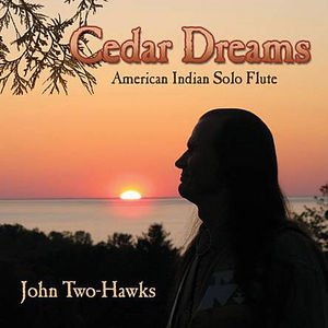 Cedar Dreams-American Indian Solo Flute