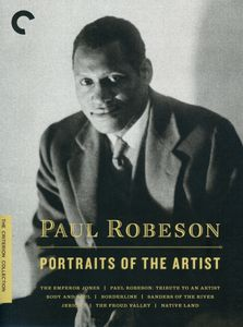 Criterion Collection: Paul Robeson: Portraits Of The Artist [B&W][Dolby] [4 Discs]