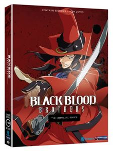Black Blood Brothers [Viridian Collection]