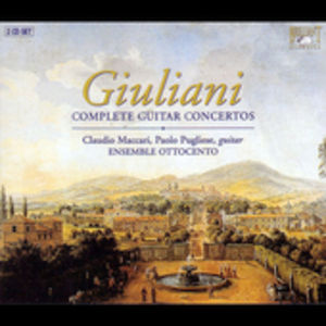 Complete Works for Guitar & Orchestra