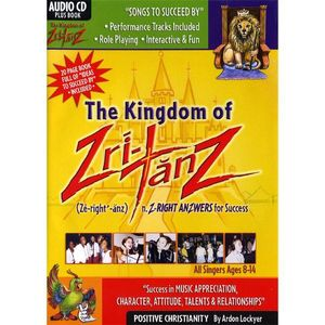 'Z-Kingdom' Z Right Answers for a Kids Success.