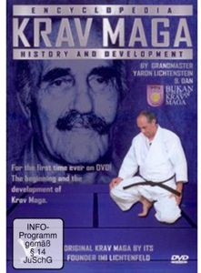 Krav Maga Encyclopedia History & Development [Import]
