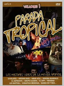 Vol. 1-Parada Tropical /  Various [Import]
