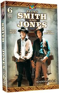Alias Smith and Jones: Seasons 2 & 3
