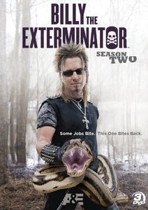 Billy the Exterminator: Season Two