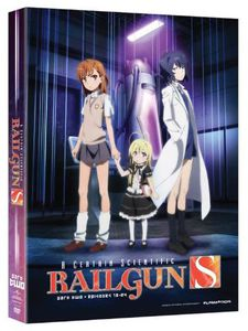 A Certain Scientific Railgun S: Season 2 Part 2