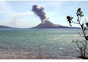 How the Earth Was Made: Krakatoa
