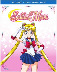 Sailor Moon Season 1 Part 1