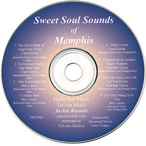 Sweet Soul Sounds of Memphis /  Various