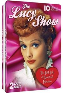 The Lucy Show: The First Lady of American Television [Slim Tin]