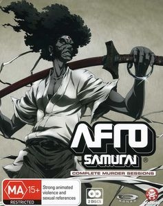 Afro Samurai: The Complete Murder Sessions