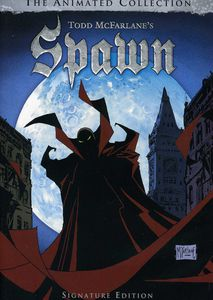Todd McFarlane's Spawn: The Animated Collection
