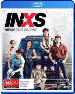 Inxs: Never Tear Us Apart (Blu-ray)