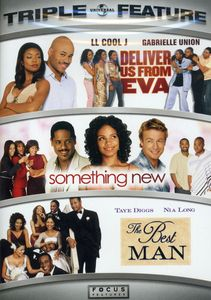 Deliver Us From Eva/ Something New/ The Best Man [WS] [Triple Feature] [3 Discs]