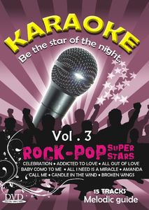 Karaoke: Rock Pop 3 /  Various
