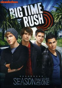 Big Time Rush: Season One Volume 1