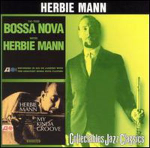 Do the Bossa Nova /  My Kinda Groove
