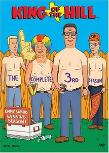 King of the Hill: The Complete Third Season