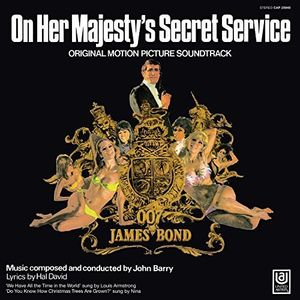 On Her Majesty's Secret Service (Original Soundtrack)