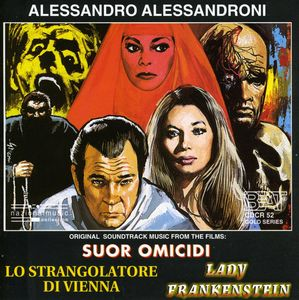Suor Omicidi /  Lo Strangolator (Original Soundtrack) [Import]