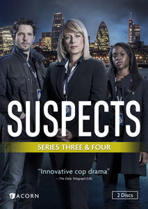 Suspects: Series 3 And 4