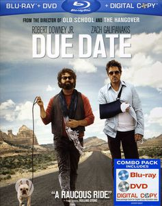 Due Date [Widescreen] [With Digital Copy] [With DVD] [O-Card]