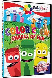 BabyFirst: Color Crew Shades of Fun