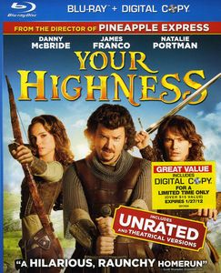 Your Highness [Widescreen] [O-Sleeve] [Digital Copy]
